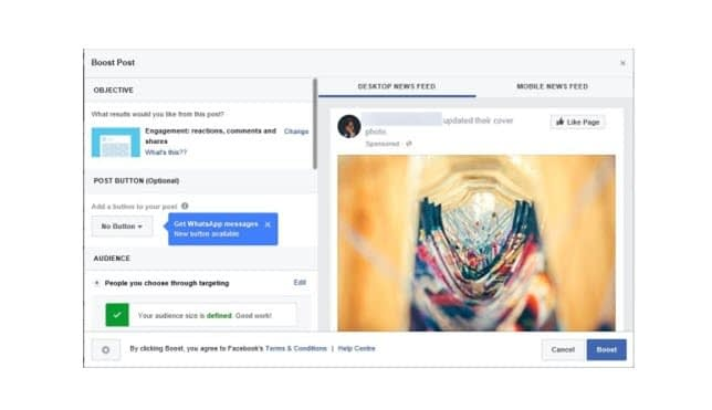 Facebook Advertising How To – The Complete Guide 13